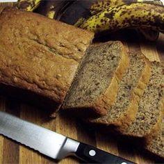 Banana Nut Bread I