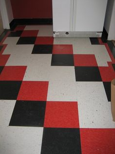 Google Image Result for http://retrorenovatio.wpengine.netdna-cdn.com/wp-content/uploads/2010/11/red-black-and-white-checkerboard-floor.jpg