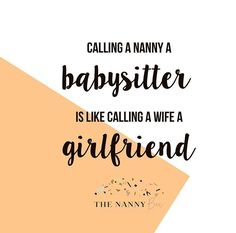 The difference between a nanny and a babysitter and WHY it matters!