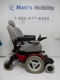 The Quantum HD Heavy Duty 1420 Wheelchair is an excellent option if you're looking for a heavy duty power chair as it offers a 500 LBS weight capacity. Powered Wheelchair, Types Of Flooring, Back Seat, Tricycle, 3 Months, Charger, Chairs, Plate, Range