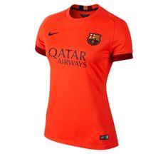 BLOG: Barcelona une as cores de camisa da Catalunha e terá uniforme reserva laranja