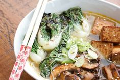 Spicy Miso Vegan Ramen – Make your own vegan ramen at home!