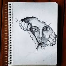 Kaydettiklerim Pencil Drawings, Art Drawings, Art Journals, Drawing Ideas, Art Inspo, Karma, Illusions, Charcoal, Coloring