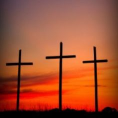 """Happy Easter. God bless.   """"The cross is the victory, the resurrection is the triumph…The resurrection is the public display of the victory, the triumph of the crucified one."""""""