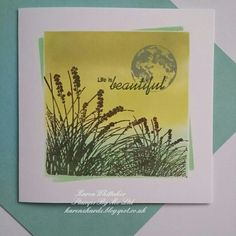 Wildflowers and Moon by Stamps By Me  #stampsbyme #dtsample #wildflowers #flowers #moon #distressoxides #inky #stamps #stamping #card #creative #craft #ilovetocraft #creativity #karenzkardz