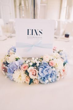 Romana & Sandro – Serenity & Rosé Quartz Wedding | DivArt Flowers