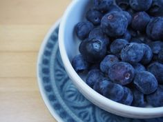 Nature's Candy: Growing + Eating Blueberries