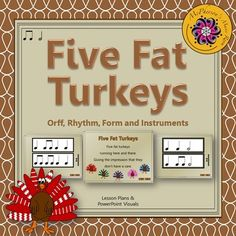Your music students will love this original poem, lesson plan and all the engaging activities and while working on the concept of reading and identifying eighth notes or half notes.  Perfect Orff and Kodaly resource.
