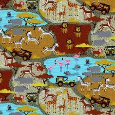 MINI SERIES - Safari Mini Scene