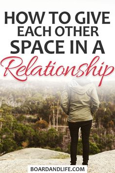 Giving each other space in a relationship is important - but it is not always easy to do in practice. Here are 7 tips that help us give each other space and make our relationship thrive! Space In A Relationship, Healthy Relationship Tips, Long Lasting Relationship, Relationship Building, Not Happy In Relationship, Relationship Tattoos, Relationship Problems, Happy Marriage, Marriage Advice