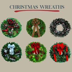 Lana CC Finds - Christmas Wreaths by Leosims