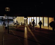 © Trent Parke, Australia, New South Wales, Sydney Opera House. Opera posters outside stage door, 2008