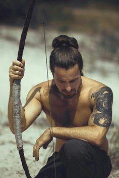 Oh. Archers man, archers.