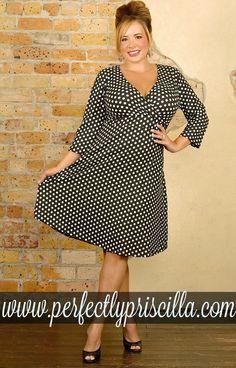 47846786a3585 #curvy #fashion #plussizedresses #dress #plussizeclothing #clothing  #printed #curvy