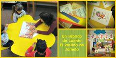 Diseño exclusivo para Jamela de la Biblioteca Municipal Manuel Alvar.