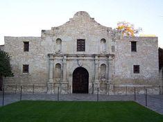 Photo: the Alamo, San Antonio, Texas. Credit: Cqui; Wikimedia Commons. Fake History, Texas History, Family History, Mammoth Cave, Ellis Island, Great Smoky Mountains, San Jose, San Antonio, Grand Canyon