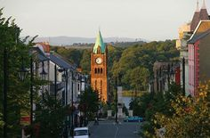 Derry-Londonderry, Northern Ireland