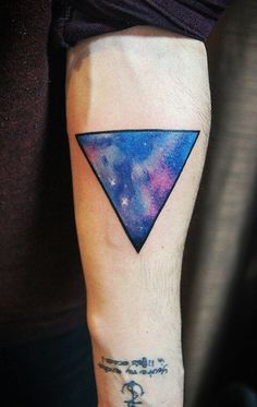 Chronic Ink Tattoo, Toronto Tattoo -Galaxy tattoo by Karen.