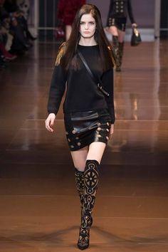 Versace fall-2014 black