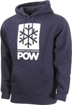Protect Our Winters Classic Logo Hoodie