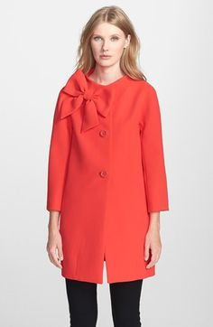 kate spade new york 'dorothy' boxy coat | Nordstrom  I can't even talk about how badly I need this