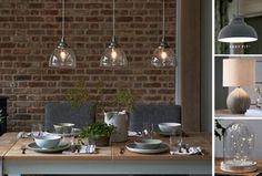 Buy Bergen 3 Light Linear Bar from the Next UK online shop Next Official, New Kitchen, Kitchen Ideas, Kitchen Pendant Lighting, Home Lighting, Kitchen Accessories, Ceiling Lights, Bergen, Uk Online