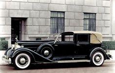 1934 Packard Town Car
