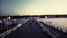 Jetty in Sopot. I love it 💞