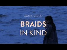 Finally, Braids and the blissful In Kind receives the video treatment they deserve. Directed by Angus Borsos, the video pictures Raphaelle Standell-Preston in beautiful natural panoramic scenery.