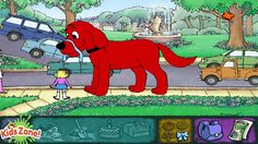 Clifford Really Big Movie - Clifford's Thinking Games Clifford Really Big Movie - Clifford's Thinking Games Clifford the Big Red Dog is an eponymously titled American children's book series about a giant red dog named Clifford. It was first published in 1963 and was written by Norman Bridwell (19282014). The series helped establish Scholastic as a premier publishing company and Clifford himself is Scholastic's official mascot Clifford: a male red dog whose appearance disposition and behavior…