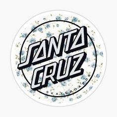 Santa Cruz Stickers, Santa Cruz Logo, Boulder Creek, One Piece Drawing, Hand Logo, Mtb Bike, Buick Logo, Skateboards, Phone Backgrounds