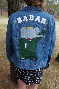ezra koenig inspired babar jacket from my friend laney