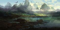 Morning mist by FerdinandLadera.deviantart.com on @deviantART