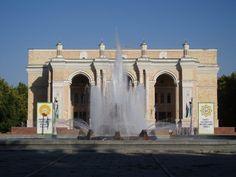 Navoi Opera #tashkent #uzbekistan #asia #travel #tourism #takemysecrets