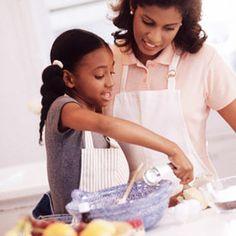 Kitchen Activities for Kids