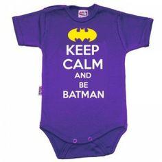 Body bébé original : BATMAN