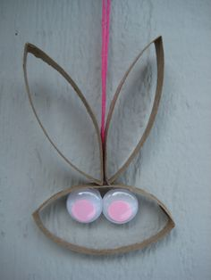Easter crafts for adults | Asian New Year Craft: Year of the Rabbit