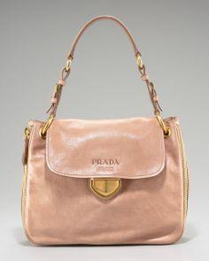 PRADA - Shoulder bags on Pinterest   Prada, Shoulder Bags and Nylons