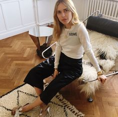 How To Style The Logo's For Everyday Wear | Pernille Teisbaek | Bloglovin'