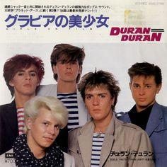 Duran Duran 45 RPM Cover (Japan) https://www.facebook.com/FromTheWaybackMachine