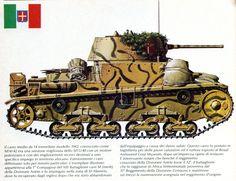 Carro M14/42