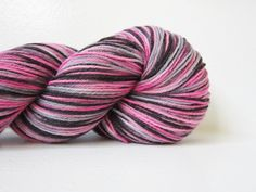Hand dyed Sock Yarn Superwash Merino & Nylon by CakewalkYarns