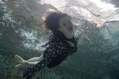 underwater shoot!