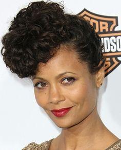 Thandie looks beautiful...