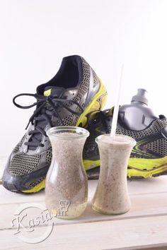 domowy napój energetyczny dla biegacza