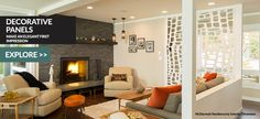 The Millwork Market - - decorative wall panels, based in Austin