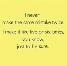 Sharing funny quotes with friends is a sure way to brighten both of your days, so here are the 50 best, funniest quotes to show off your sense of humor and make your hilarious BFFs LOL. Life Quotes Love, Great Quotes, Quotes To Live By, Me Quotes, Inspirational Quotes, Mistake Quotes, Beauty Quotes, Humor Quotes, Funny Quotes And Sayings