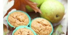 Pear and Maple Syrup Muffins | Stay At Home Mum