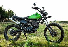 Yamaha XT 600 by Paky Marrone ImagesFactory