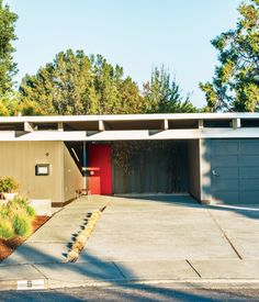 65 Best Mid Century Modern Exteriors Images In 2020